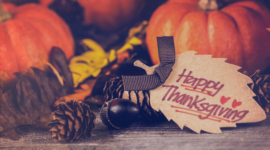 Happy Thanksgiving – 2018