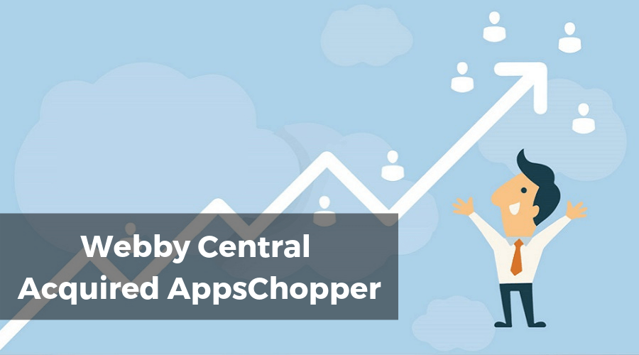 Webby Central Acquired AppsChopper