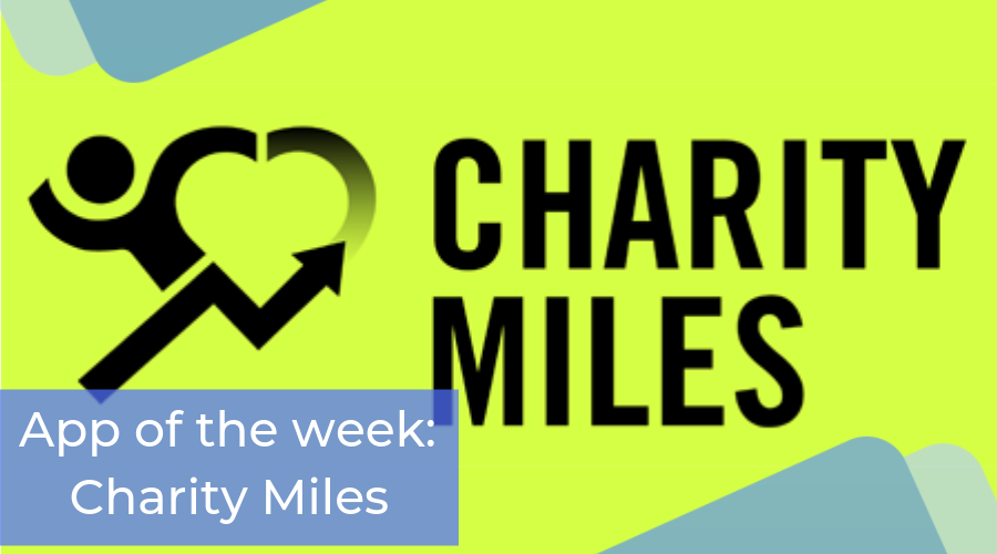 App of the week - Charity Miles