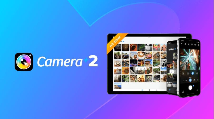 Camera+ 2 Photo App