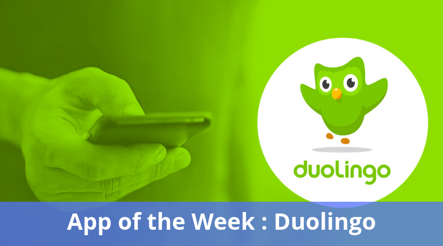 App of the Week - Duolingo