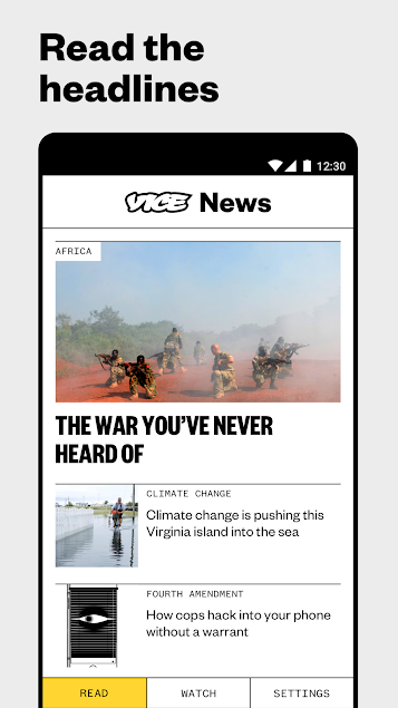 Vice News - AppsChopper 2