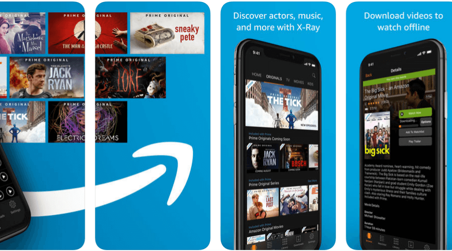 top and best video and movie streaming apps on ios and android