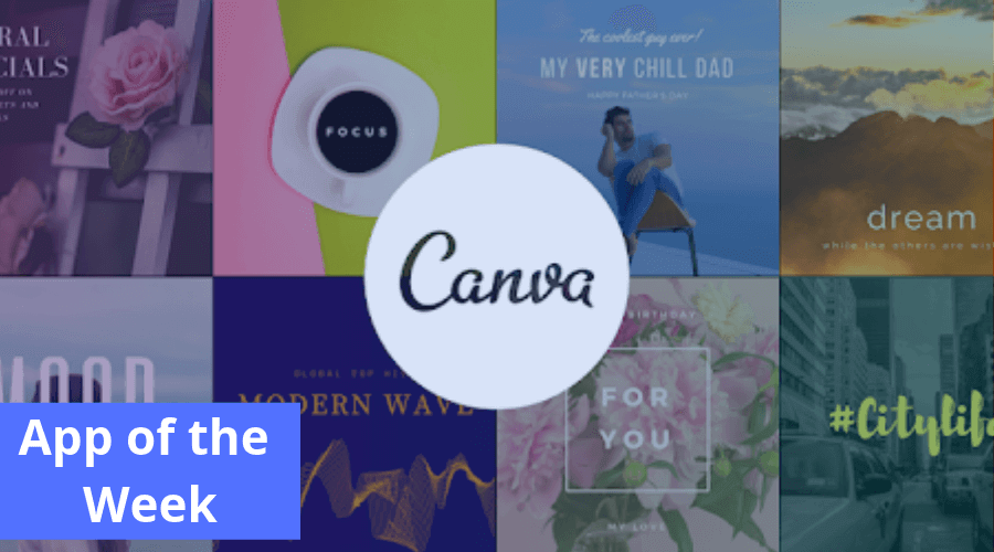 App of the week - Canva
