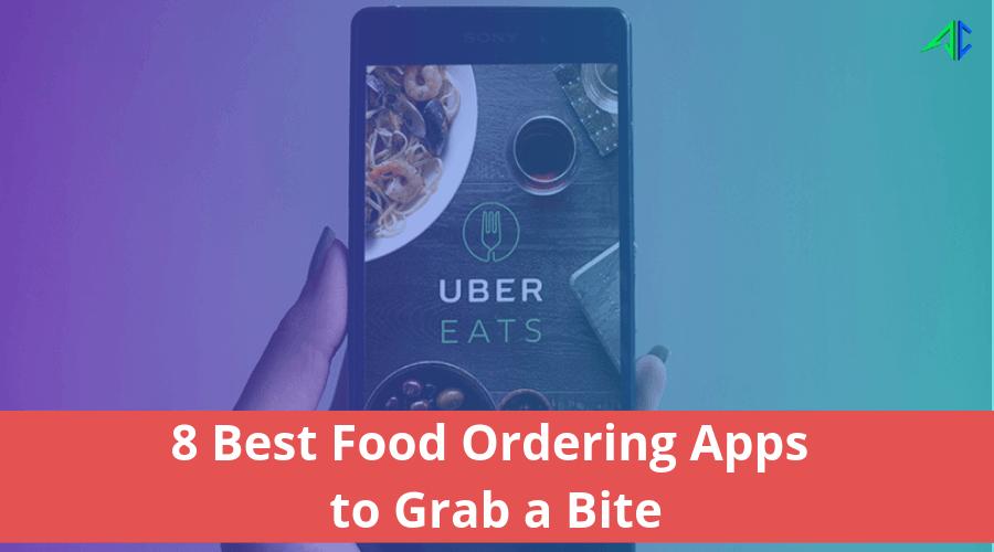 Best Food Ordering Apps – AppsChopper