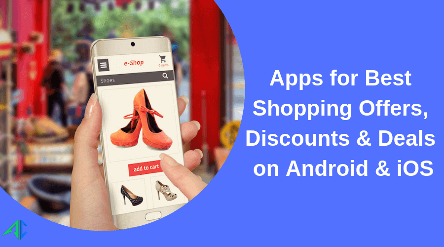 Best Shopping Offer Apps – AppsChopper
