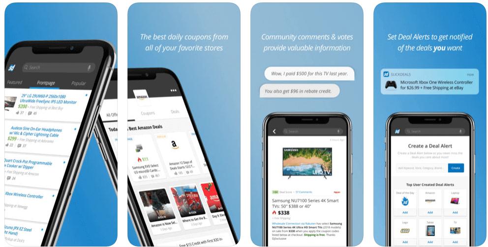 Slickdeals App