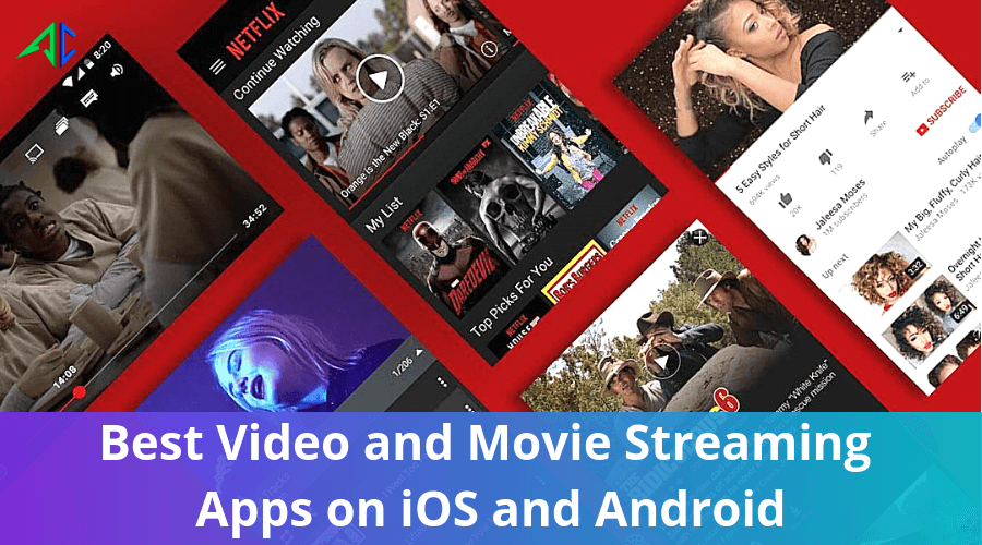 movie and tv streaming apps for iphone