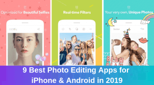 Best Photo Editing Apps 2019