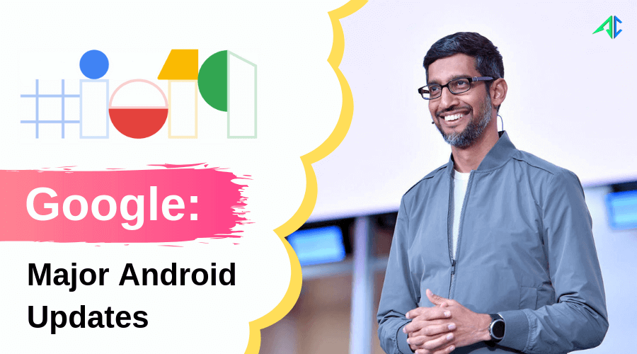 Google IO 2019 mobile apps company
