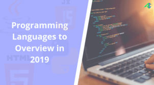 Programming Languages to overview in 2019 – AppsChopper