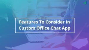 Custom Office Chat App
