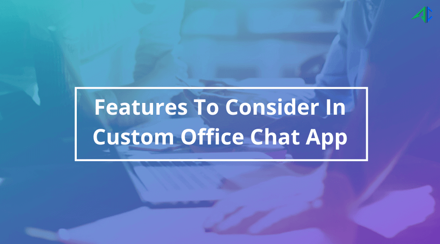 Custom Office Chat App