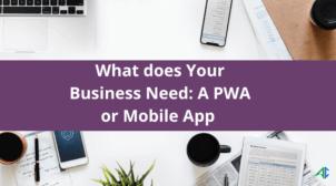 PWA vs Mobile App