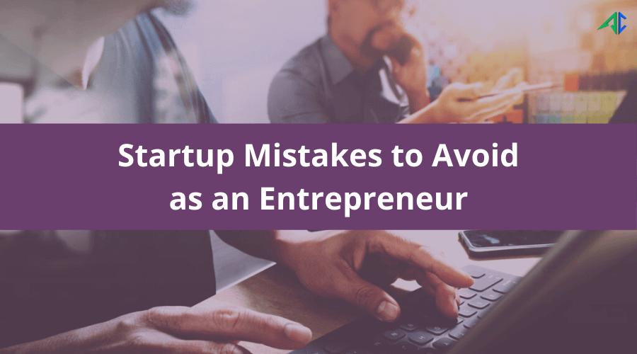 Startup mistakes – AppsChopper