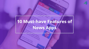 News App Features