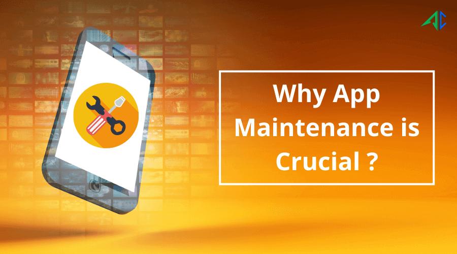 mobile app maintenance