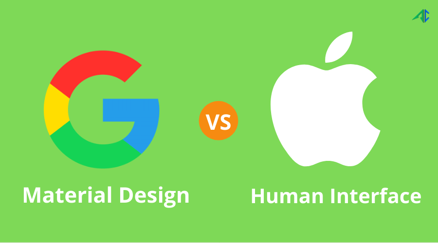 Material Design vs Human Interface Design – AppsChopper