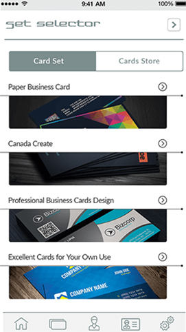 buisiness card creator