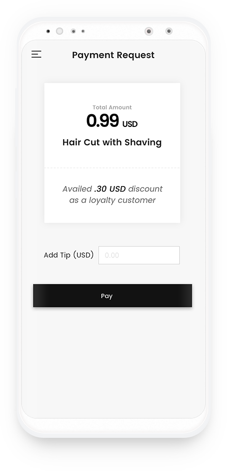 Barber Finder feature