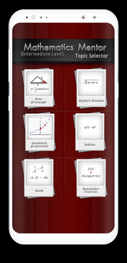 Mathematics Mentor feature