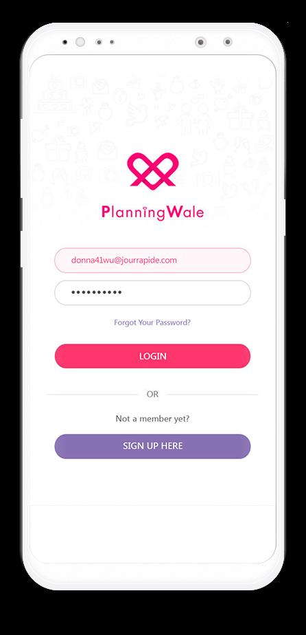 Planningwale Partner feature